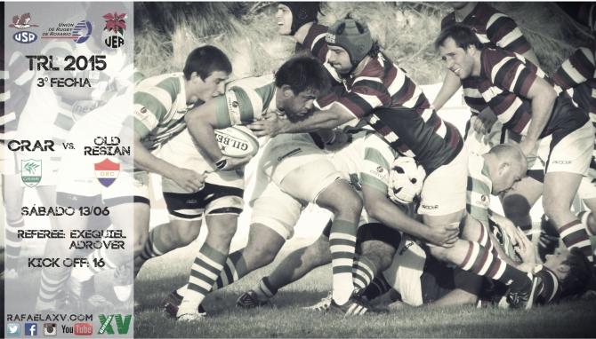 3ra fecha-TRL 2015-Rugby