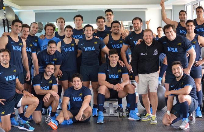 Sudáfrica-Argentina-Rugby