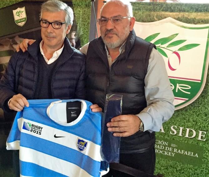 Ignacio Salari - Carlos Araujo 1