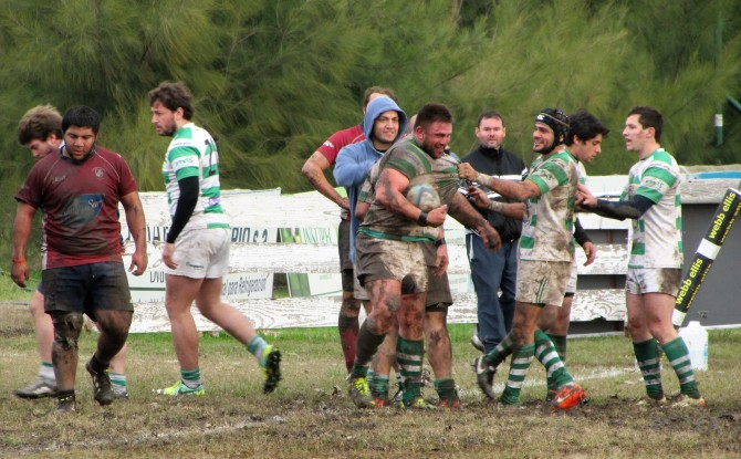 Rugby - CRAR vs Logaritmo - Festejo 1