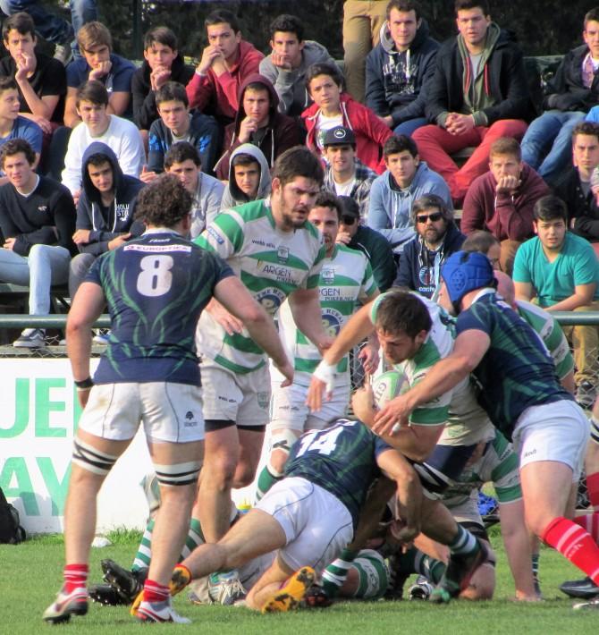 Rugby - Jockey vs CRAR 1