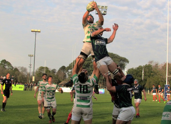 Rugby - Jockey vs CRAR 2