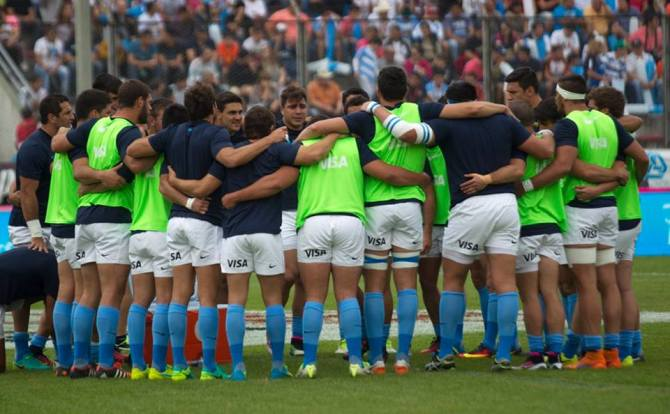 Pumas-Rugby
