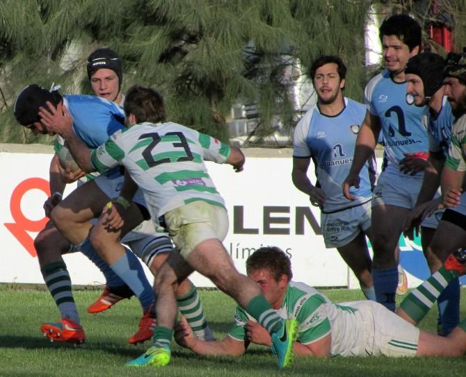 Rugby - CRAR vs Rowing 2
