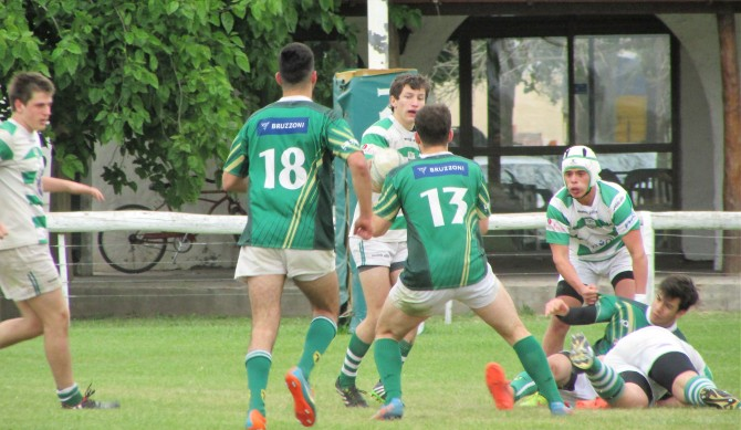 Rugby - Juveniles CRAR vs Tilcara 2