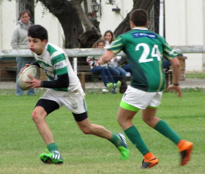 Rugby - Juveniles CRAR vs Tilcara 3