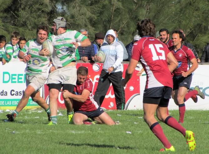 Rugby - CRAR vs Logaritmo 2