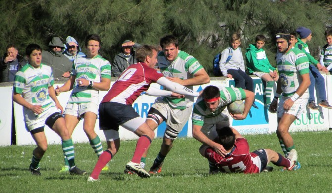Rugby - CRAR vs Logaritmo 3