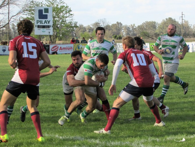 Rugby - CRAR vs Logaritmo 4
