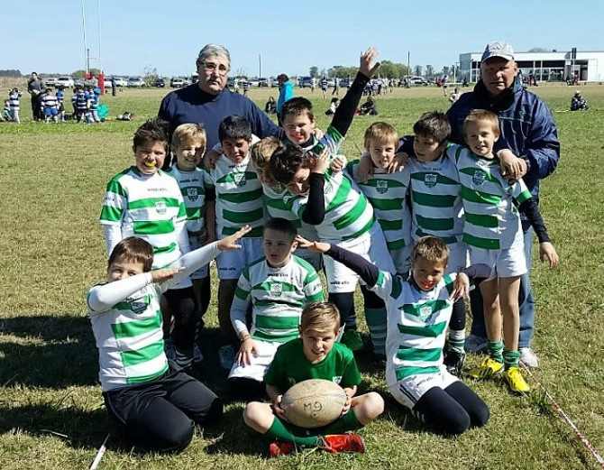 Rugby Infantiles- CRAR 2